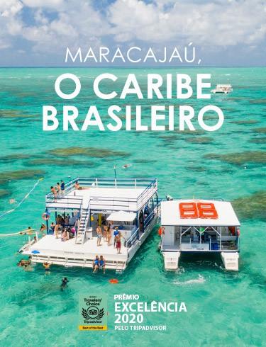 Maracajau, Caribe Brasileiro