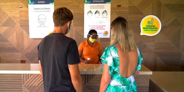Parrachos Reserva do Abiaí retoma atividades turísticas em Pitimbu, na Paraíba