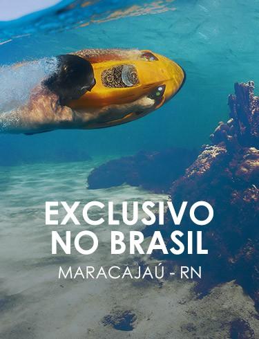 Seabob Exclusivo no Brasil