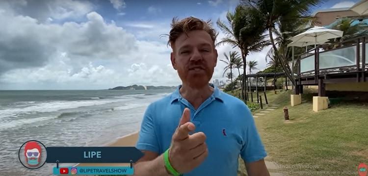 Dicas de viagem: Canal Lipe Travel Show em Maracajaú