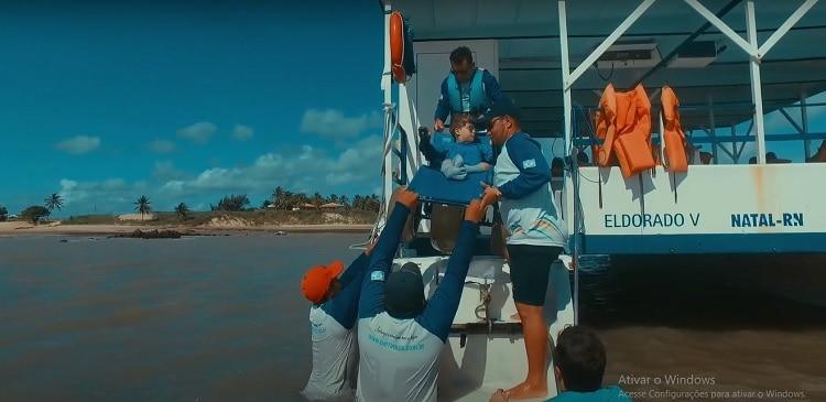 Programa Km 30 – Mergulho em Maracajaú-RN